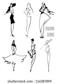 Fasion icons