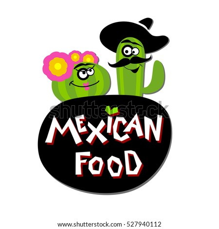 fast food mexican food logo ingredients stock vector royalty free rh shutterstock com mexican food lodo mexican food lago vista