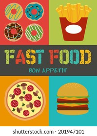 Fast food party