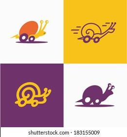 Fast snail set