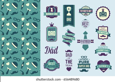 Father's day package with bonus pattern