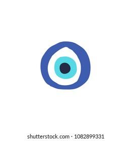 fatima eye doodle icon