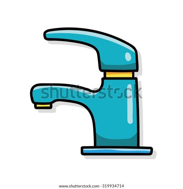 Faucet doodle