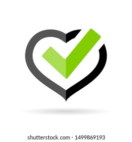 Favourite product vector icon on white background