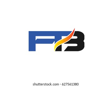 FB initial company logo