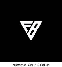 fb initial triangle