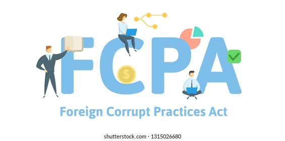 Foreign Corrupt Practices Act Images Stock Photos Vectors
