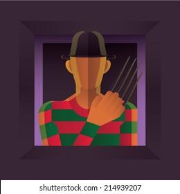 Fearful Halloween Character: Freddy Krueger