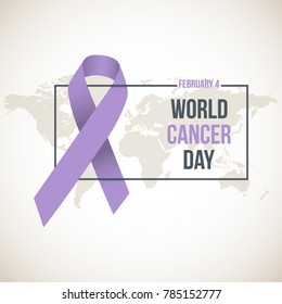 February 4, World Cancer Day.