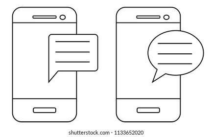 Feedback Icon Vector