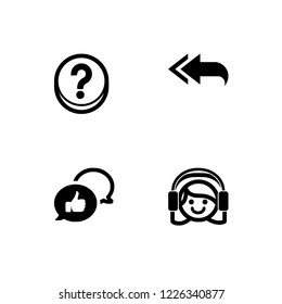 Feedback, rating, app user feedback, client, like, grade, grading, ranking, category, assessment icon set. EPS 10 vector format. Set icon EPS 10 vector format. Transparent background.