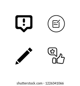 Reply Line Icon Images Stock Photos Vectors Shutterstock
