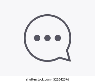 Feedback vector icon