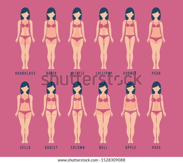 create female body
