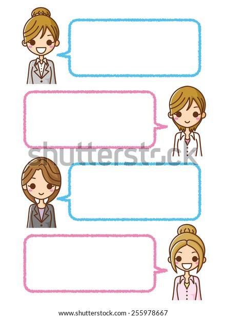 Female conversation