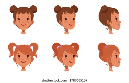 People Side Profile Cartoon Images Stock Photos Vectors Shutterstock