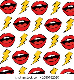 Clip Art Lips Images Stock Photos Vectors Shutterstock
