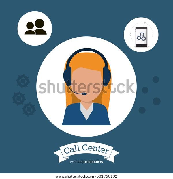 female manager call center tools app