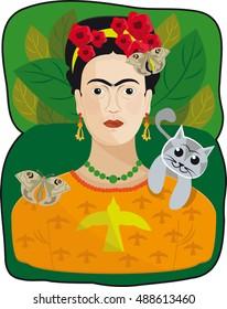 Female Mexican artist