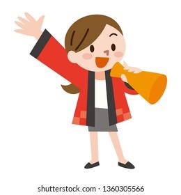 Image result for salesperson cartoon