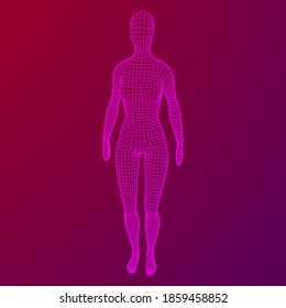 Muscular Woman Nude Stock Illustrations Images Vectors Shutterstock