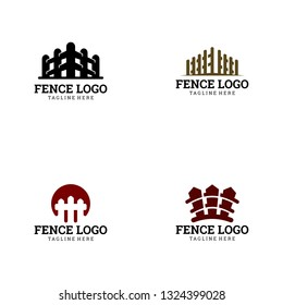 Fence Logo Design