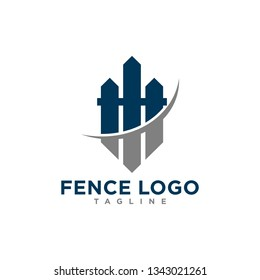 Fences Logo Stock Images