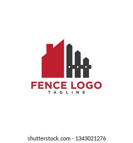Fences Logo Stock Images