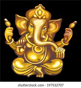 Feng Shui talismans: Ganesha.