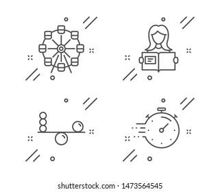 Ferris Wheel Simple Images, Stock Photos & Vectors