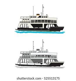 ferry vectors
