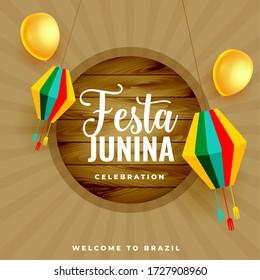 festa junina brazil june festival celebration background
