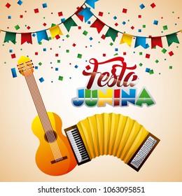 festa junina summer parties