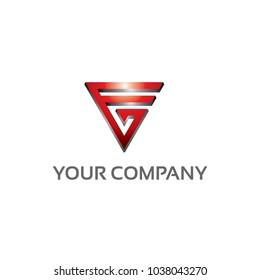 FG - Logo Template 100% vector ( Fully editable ) 100% Resizable vector EPS documents  Best regards - alblessed01