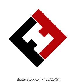 FH initial logo