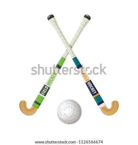 Field hockey equipment and