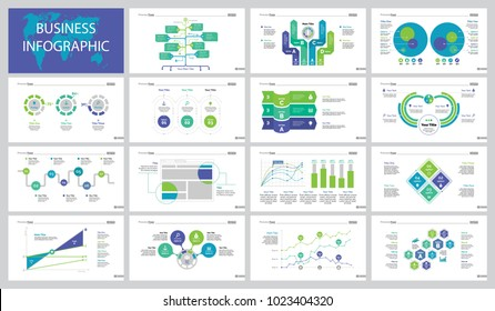 Fifteen Scientific Analysis Templates Set