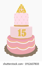 fifteen year party cake, quinceañera cake, pastel de quinceañera, pastel de quince años, fifteen year party, cake.