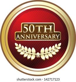 Fiftieth Anniversary Medal
