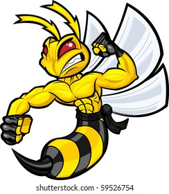 Fighting Hornet
