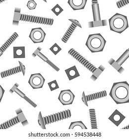 Figure fasteners without background