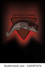 the figure shows the fish catfish