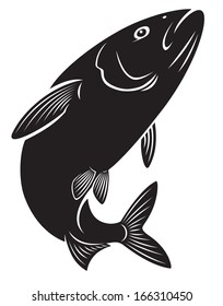 the figure shows the herring fish