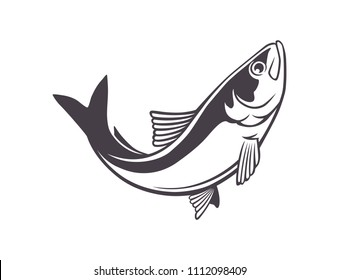 The figure shows herring logo