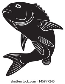 the figure shows sea bass