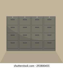 File Cabinets set