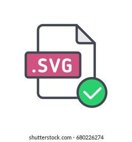 File Format svg