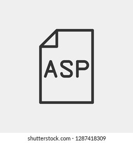 File Modern Simple Vector Icon