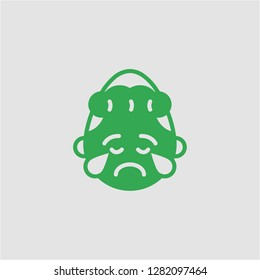 Baby Crying for Mom Stock Illustrations, Images & Vectors | Shutterstock