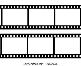 Film frame, Vector